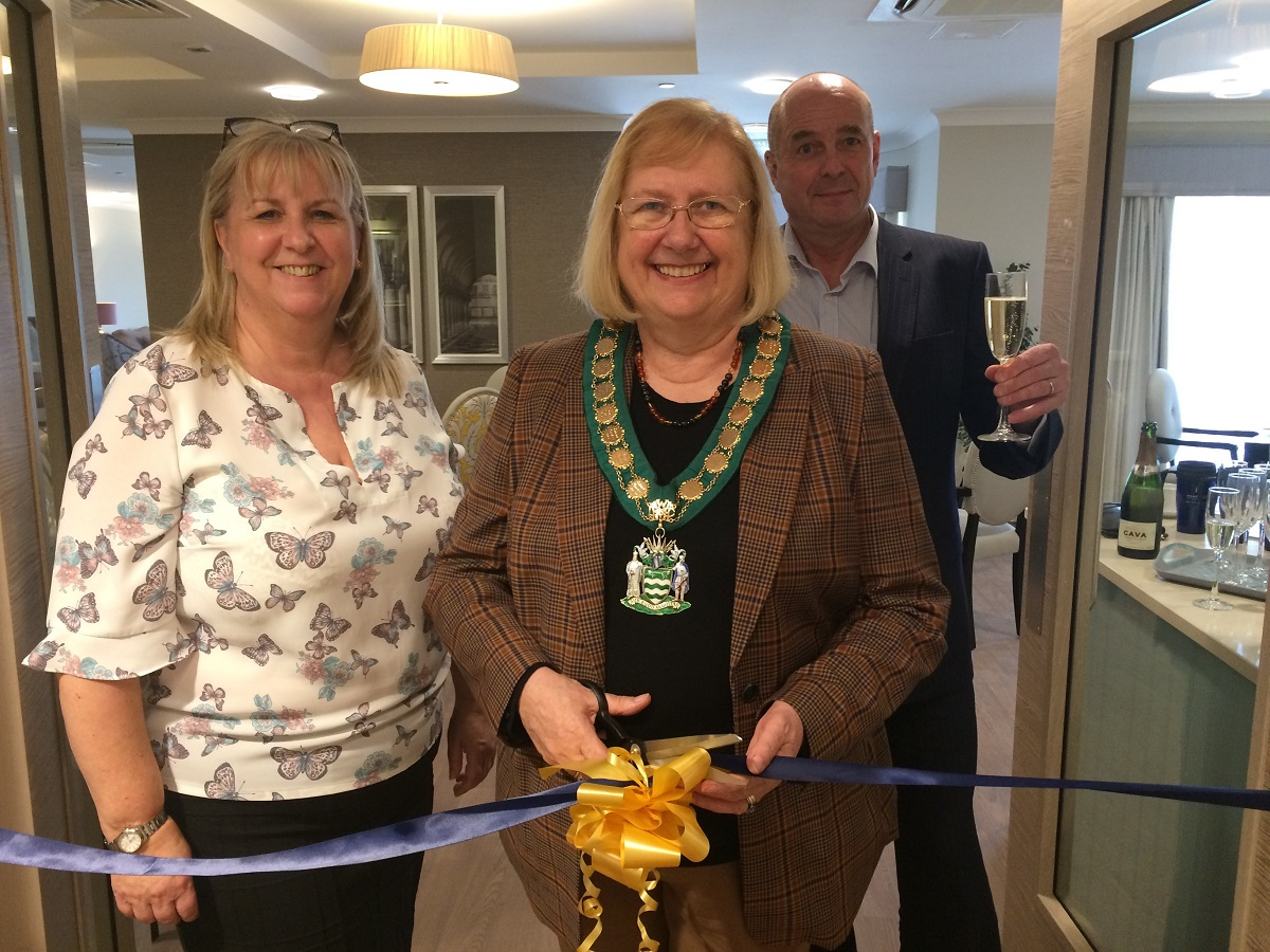 opening of marketing suite chawley grove