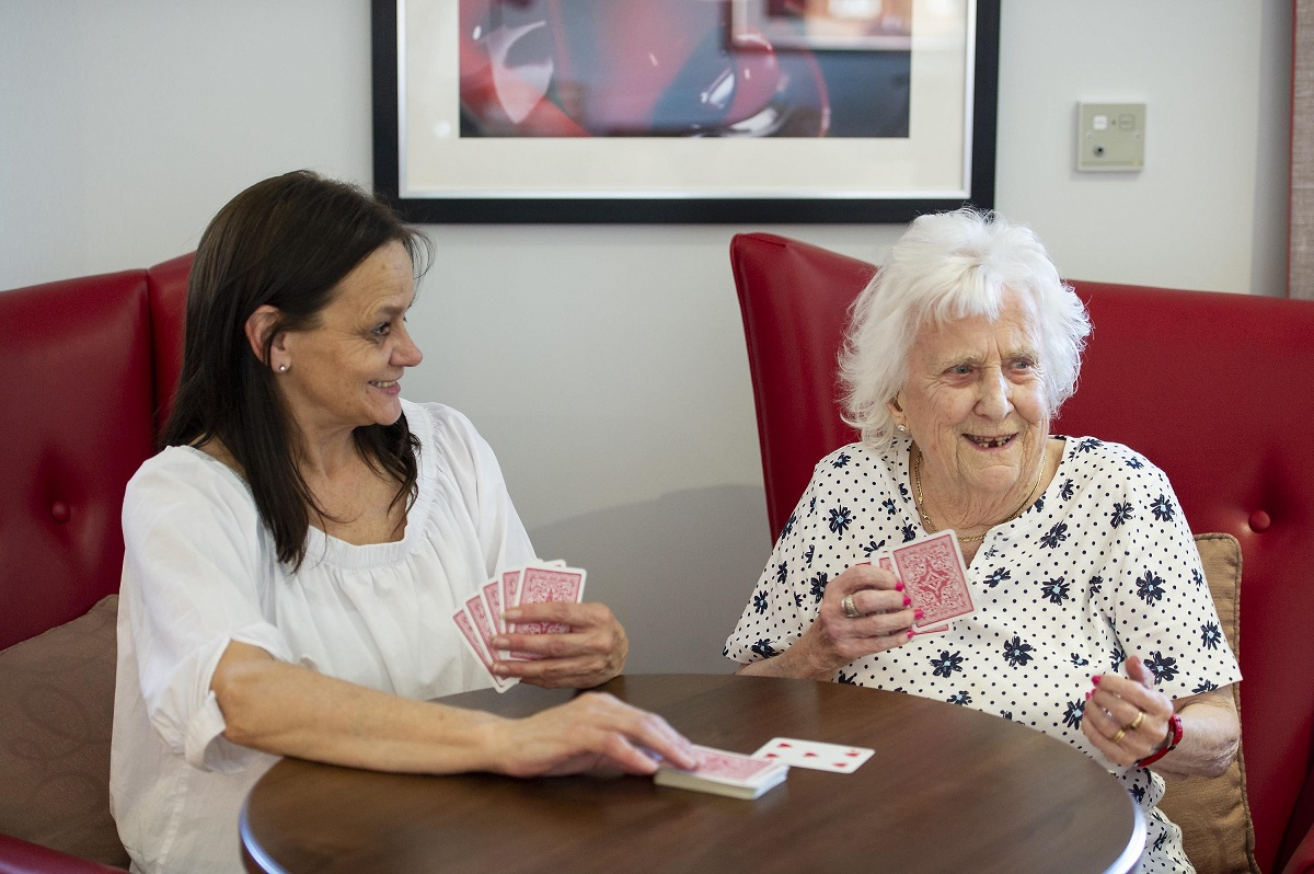 Care Homes in Oxfordshire